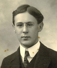 Pince-nez  4 (pince_nez2008) Tags: portrait nose glasses handsome teenager 1910 graduate eyeglasses eyewear eyeglass rimless pincenez noseclip highschoolboypincenez youngmanwearingpincenez noseeyeglasses