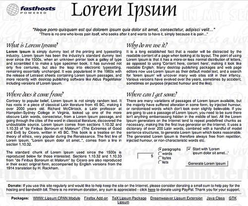 lorum ipsum