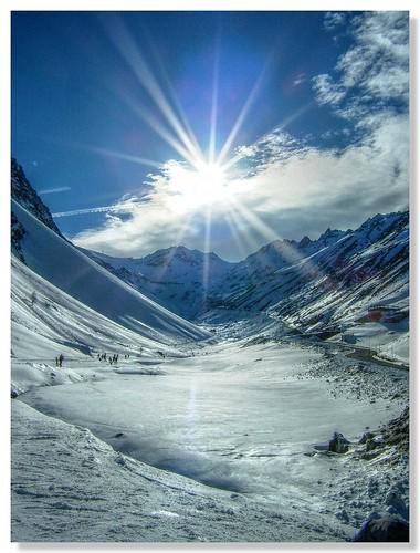 Sölden | Snowy Nature
