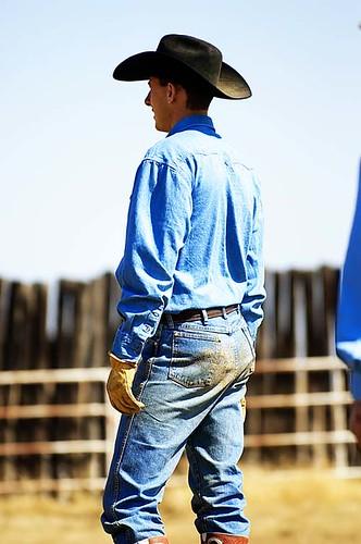 Cowboy Josh Pioneer Woman Wedding