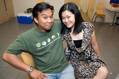 Nazrul and Kim