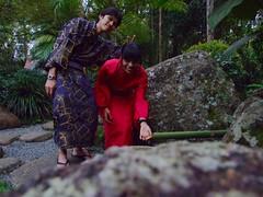 Us (anis5702) Tags: bukittinggi japanesetea