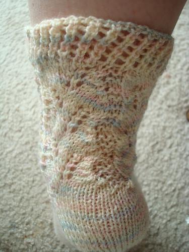 FO Bob's Party Socks 006