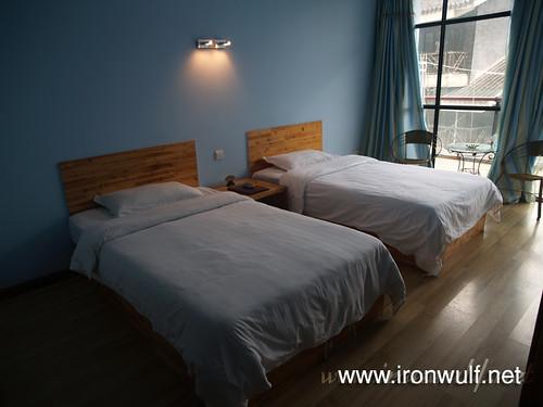 Nanbin Youth Hostel Double Room