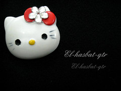 Hello kitty () Tags: black cat ketty