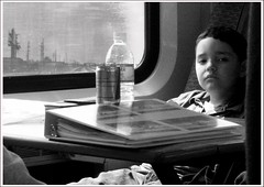 Boy On A Train (P.S.Zollo) Tags: santabarbara chad claudia aspen statestreet obama 1111 deena trough croz redemptionsong lovebliss syderino davymyboy wendysue haciendamotel