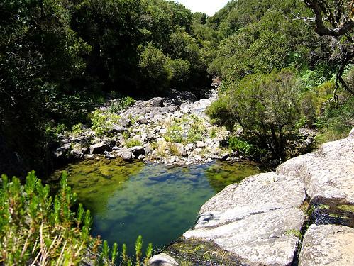 End of a beautiful Levada trail