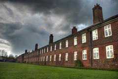 Hampton Court (5ERG10) Tags: sky london sergio rain clouds court garden bricks lawn palace april hampton hdr highdynamicrange amiti 5erg10 sergioamiti