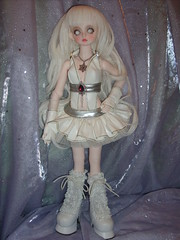 sola too (kaleido_starr) Tags: ball doll dream bjd doc msd jointed petsha