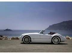 Wiesmann_Roadster MF3 2008 (Syed Zaeem) Tags: car wallpapers 2008 roadster wiesmann mf3 getcarwallpapers