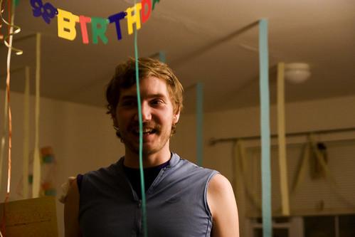 Tristan, birthday boy!