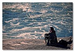 Thoughts (niko si ) Tags: rome water rio river xpro agua fiume crossprocessing acqua c41e6