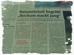 Bochum macht nicht mehr jung