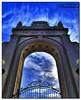 The Gates of Heaven (Ryan Eng) Tags: sky clouds gate heaven hdr vetorama