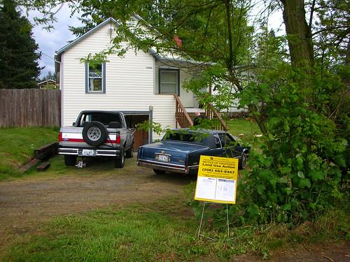 Pinehurst House Notice
