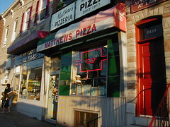 Matthew's Pizza