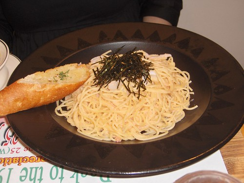 Soo Jin's dinner