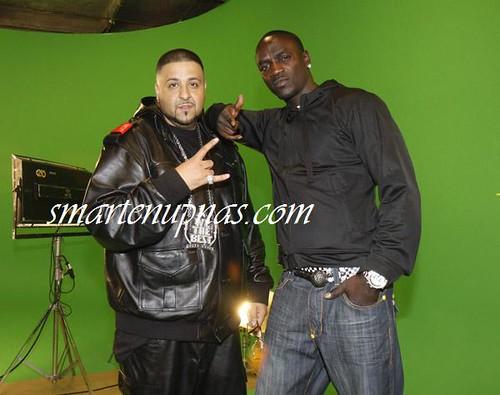 DJ Khaled & Akon