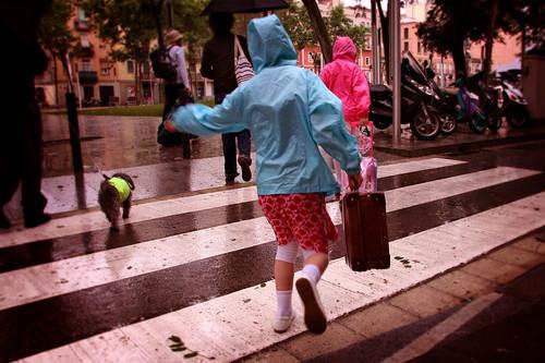 Coros en la Barceloneta 2008