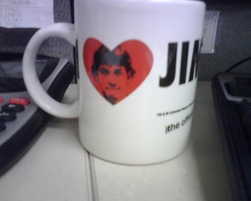 I heart Jim