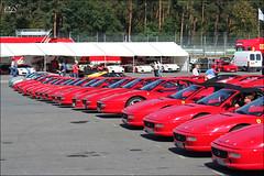 Ferrari 355 (Chris Droesch) Tags: canon eos 350d ferrari racing days 2007 355 hockenheimring