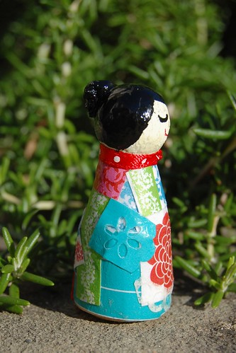 Kokeshi doll~ First*
