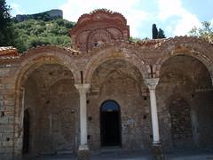 Hagia Sophia church (steven_and_haley_bach) Tags: byzantine mystras sixthday mistras greecevacation byzantineruins