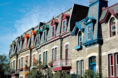 colorfulhouses (instantkamera_photography) Tags: autumn fall montreal