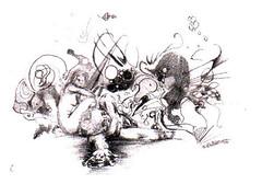 Futuros amantes (tarsiodmendes) Tags: design arte rabiscos desenhos mo ilustrator amantes ilustrador nanquim ilustraes tarsio futuros mochilla designdigital designergrafico mochillacom culturaverde tarsiodinizmendes tarsiodmendes mochillacombr nadadesenhodeobservao tomatedigital