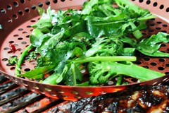 grilling broccoli