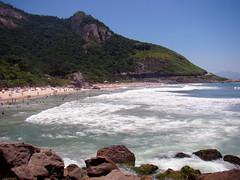 Prainha, Rio de Janeiro, Brasil. (Rodrigo_Soldon) Tags: sea cidade brazil costa naturaleza seascape praia beach water rio brasil america de landscape geotagged coast mar amric