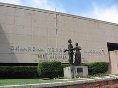 Carnegie Library / Oklahoma Territorial Museum
