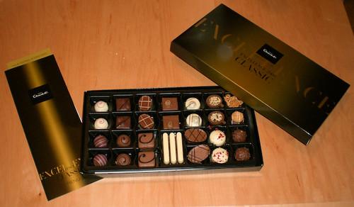 chocolates nomnom