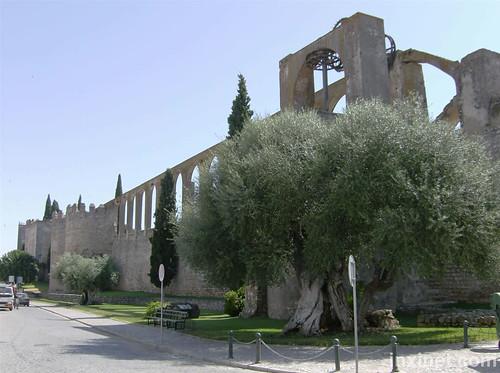 Muralha Castelo de Serpa