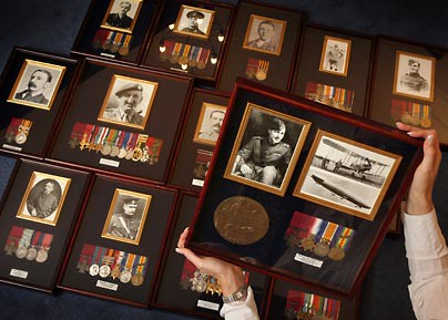 Ashcroft VC collection