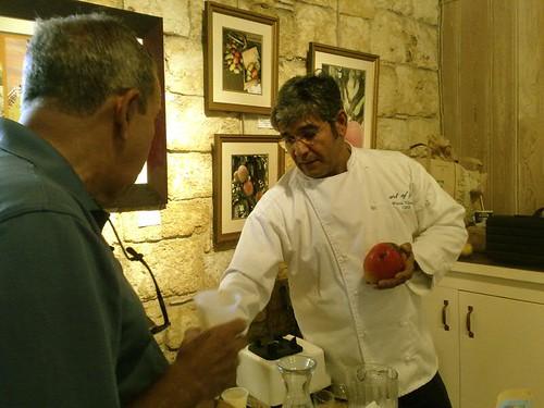 chef wilson villanova