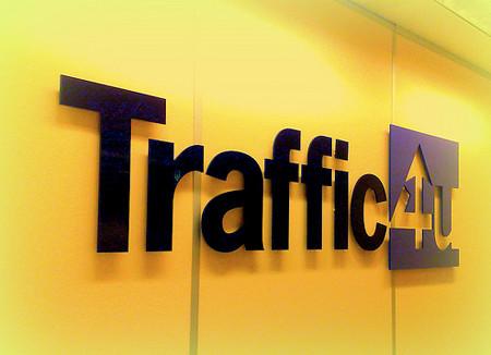 logo de Traffic4u por Jorge Fernández