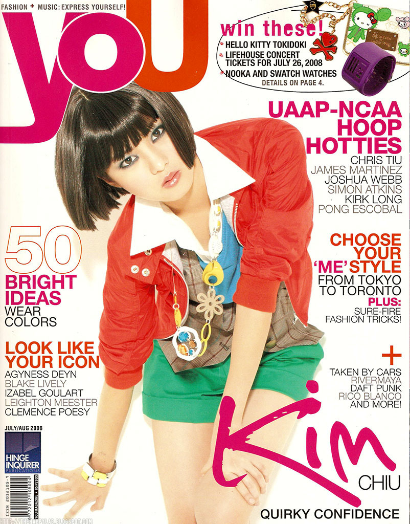 You Magazine July-August 2008