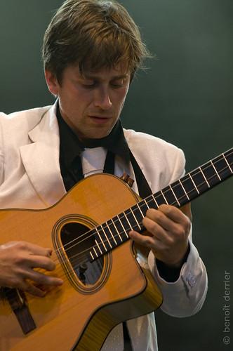 Thomas Dutronc @ Aux Zarbs (Auxerre) 2008