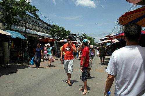 Chatuchak Weekend Market by you.