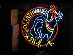 Wines, not Wings