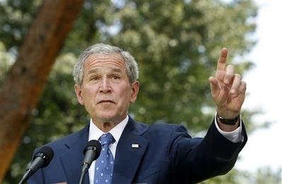 Bush in South Korea, 8.6.08  4