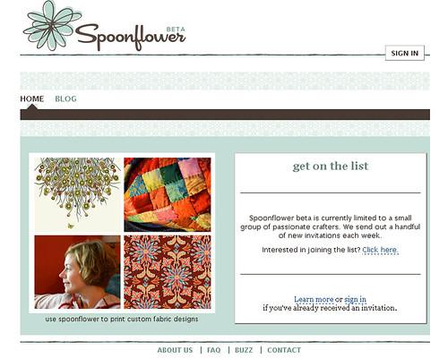 Spoonflower: Tecido estampado, do seu jeito | SuperZiper
