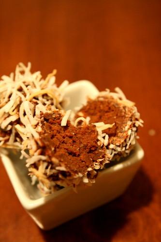 Coconut Truffles 013