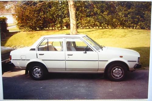 toyota dx 1980