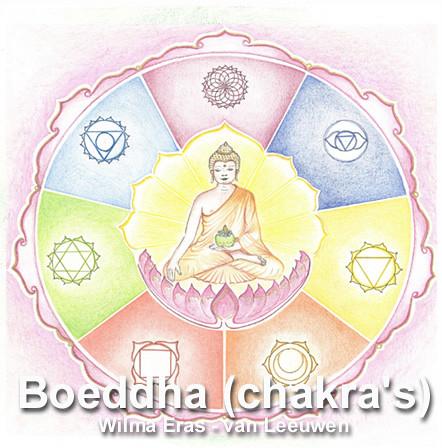 Boeddha (chakra's)