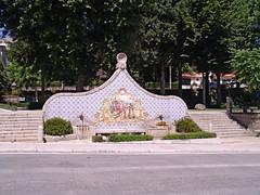 Fontanário do Jardim de S. Bartolomeu - 1877 - Portugal