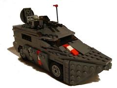 Amphibischen groen Auto: title 2 (Jayfourke) Tags: car truck lego military royal amphicar amphibious austrian moc ramm bley mechanised royalaustrianmechanisedmilitary