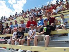 The Family at NASCAR