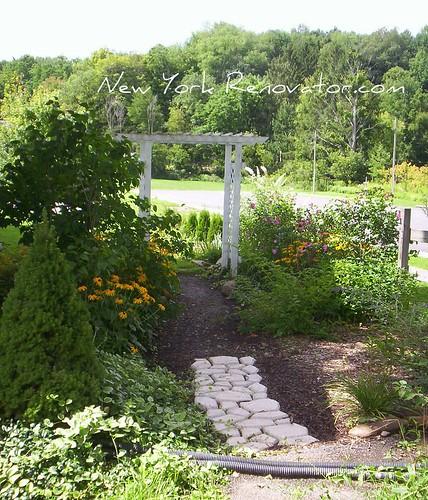 Garden Walkway 1